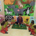 INTRODUCTION OF WILD ANIMALS FOR NURSERY AT WITTY WORLD 08.11.2016