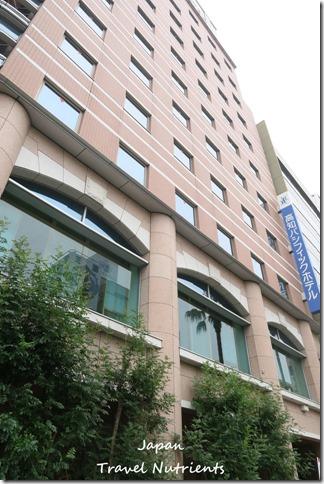 日本四國高知Kochi Pacific Hotel (36)