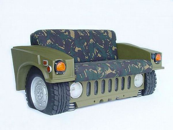 Диван Hummer Camo