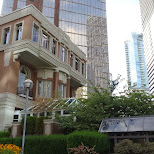 downtown Vancouver in Vancouver, British Columbia, Canada