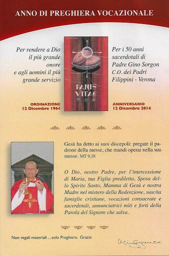 P. Gino Sorgon