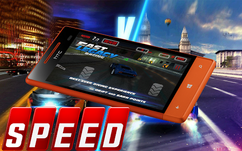 3D-CityNo-Speed-Limit 3