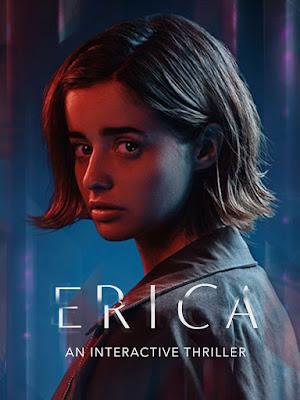 Capa do jogo Erica