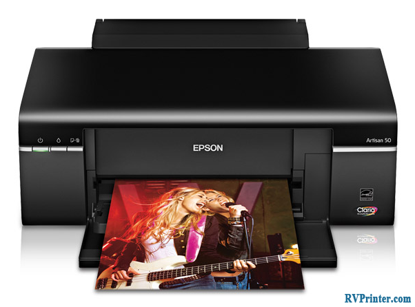 How to download driver for Epson Artisan 50