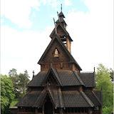 Stabkirche von Gol