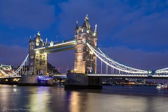Photo: Tower Bridge, London, UK