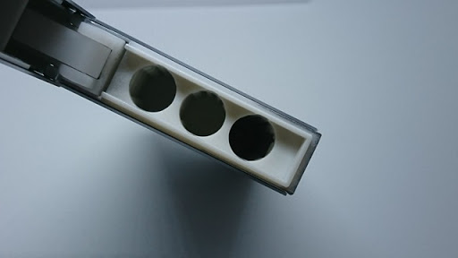 DSC 4108 thumb%255B2%255D - 【MOD】「Vape Steez VS-1スターターキット」レビュー。アトマイザー入れつき。超小型パワーバンクと細型煙草サイズのVAPEスターターキット!くわえVAPE可能【X-TC1/Malle/Emili/iOQS/電子タバコ/VAPE】