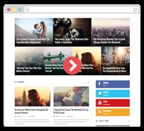 MaxBlog - Responsive Magazine Blogger Template - 12