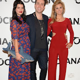 OIC - ENTSIMAGES.COM - Nick Grimshaw, Pixie Geldof and Stephanie Bilet at the Oceana's Junior Council: Fashions for the Future & afterparty London 19th March Photo Mobis Photos/OIC 0203 174 1069