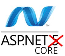 ASP.NET 5 se llama ahora ASP.NET Core