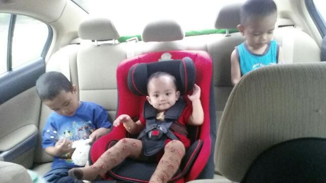 I-cantiksihat!: 4 TIPS ANAK MAHU DUDUK DI CAR SEAT