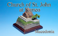 Church of St. John at Kaneo -The Former Yugoslav Republic of Macedonia-