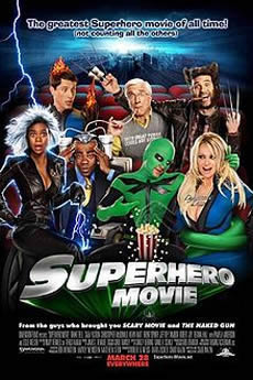 Super-Herói: O Filme Torrent