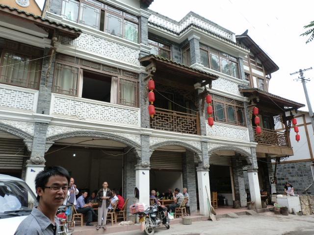 CHINE.SICHUAN.PENG ZHOU et BAI LU  VILLAGE FRANCAIS - 1sichuan%2B2505.JPG