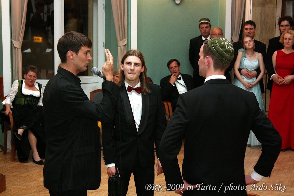 46. Balti Rahvaste Kommers / 46-th Commers of Baltic Fraternities - BRK2009_t091.JPG