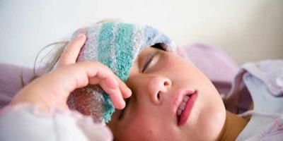 علاج ارتفاع الحرارة عند الاطفال مع نضائح للتعامل مع الحمى