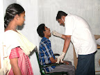 Dr.K.S.Sabarigirivasan BDS treating the patient :: Date: May 15, 2007, 6:26 AMNumber of Comments on Photo:0View Photo