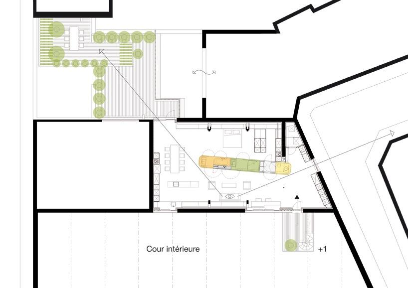 *比利時Liège的時空閣樓:Daniel Dethier柔美的衝突設計! 11