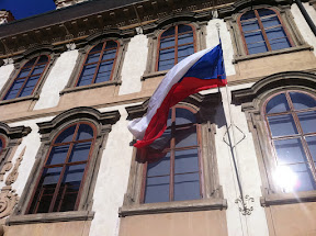 Praha sight seeing