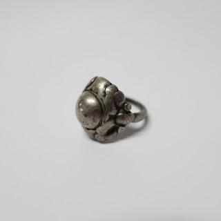 Georg Jensen 850 Silver Ring