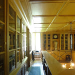 Maison de Chateaubriand : bibliothèque d'étude