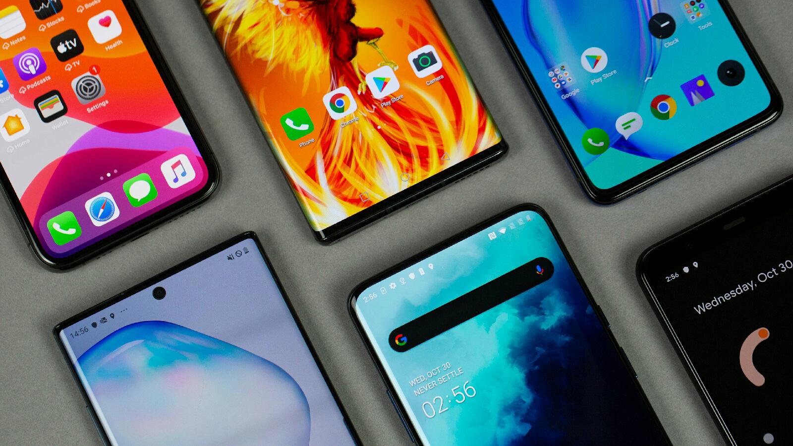 Best Upcoming Smartphones in 2020