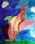 Rooster by Charlotte
