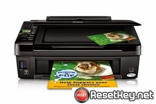 Reset Epson Stylus NX420 Waste Ink Pads Counter overflow problem