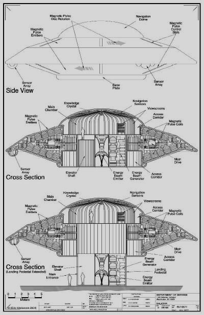Schematic-showing-a-UFO-or-Flying-Saucer.