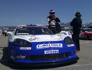 World Challenge GT at Miller