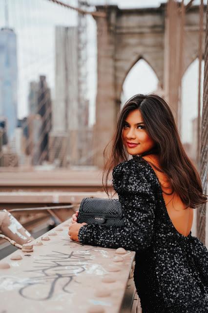 Kelly Fountain photoshoot with Roman Mokrenko in NYC