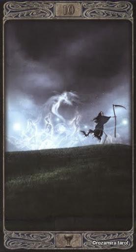 Таро Призраков — Ghost Tarot 528_31