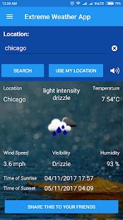 Extreme Weather - náhled