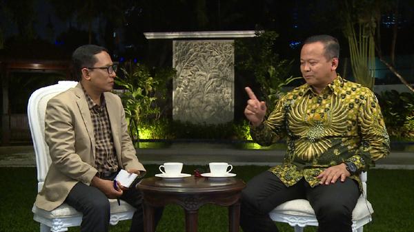 Edhy Prabowo Siap Revisi Kebijakan Susi Meski Kena Bully