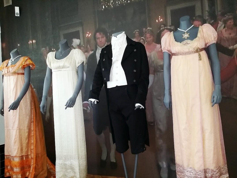 Les costumes de «Orgueil et Préjugés»