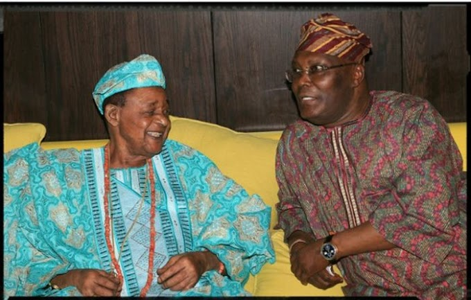 2019 Election; Alaafin of Oyo Speaks On 'Alienating Atiku From His Palace'