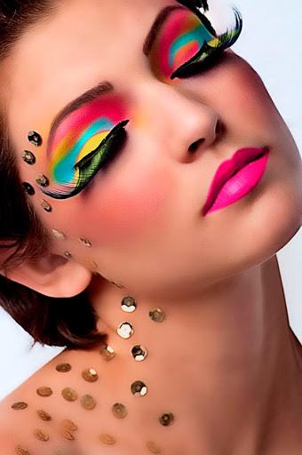 maquiagem-para-carnaval-sereia