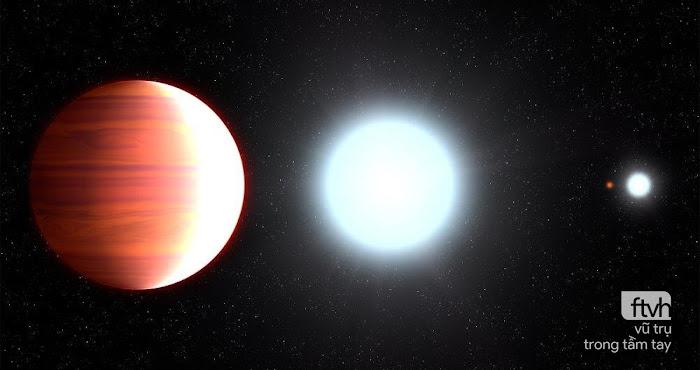Phát hiện ngoại hành tinh vừa có tuyết rơi, vừa có nắng cháy