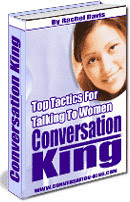 Cover of Rachel Davis's Book Conversation King