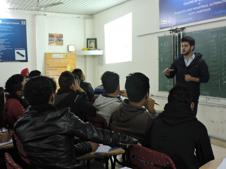 Amritsar College Of Engineering and Technology, Amritsar Robolab 16 (5).JPG