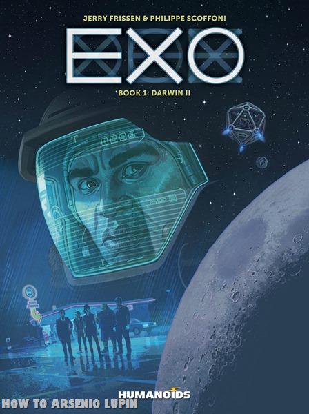 Exo 01 Darwin II (2018)