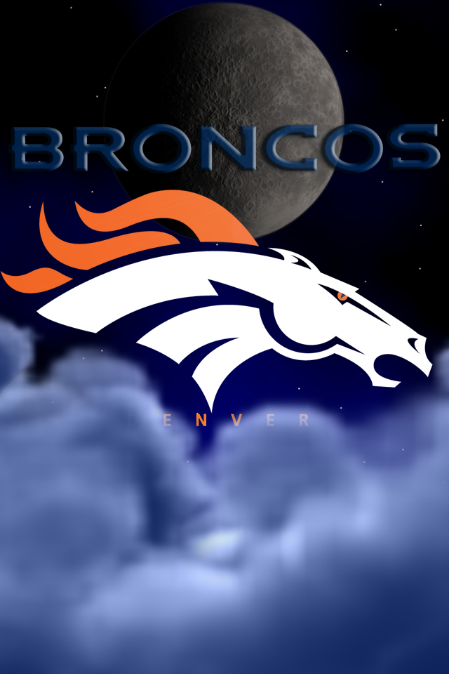 Wallpapers by wicked shadows denver broncos above the - Denver broncos iphone wallpaper ...