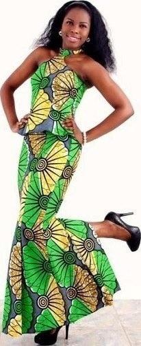 TRENDYNINA: BEAUTIFUL AFRICAN DRESSES