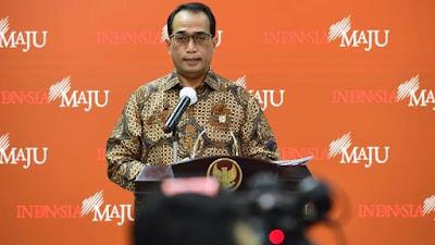 Presiden Jokowi Instruksikan Percepatan Pencarian Korban dan Kotak Hitam Sriwijaya SJ182