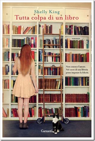 Tutta colpa di un libro cover