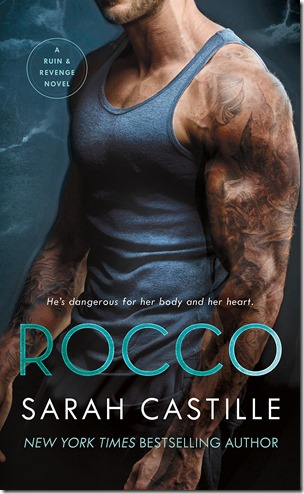 Review: Rocco (Ruin & Revenge #3) by Sarah Castille | About That Story