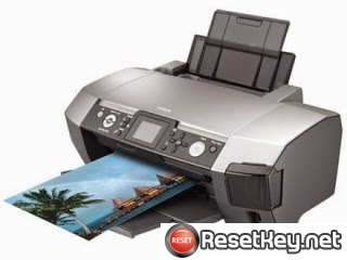 WIC Reset Utility for Epson R350 Waste Ink Pads Counter Reset
