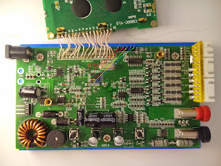 programming nuvoton M0517LBN with a ST-Link (STM32F4DISCOVERY board