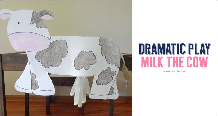 Milk the Cow Dramatic Play