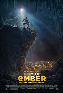 City of Ember Poster
